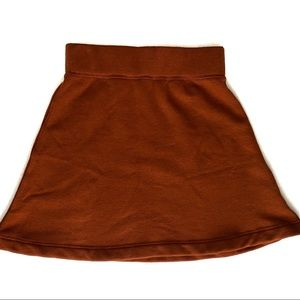 Free People Beach Alexis Skirt - Ginger Spice